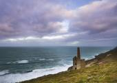 Wheal Coates tin mine Cornwall — Photo