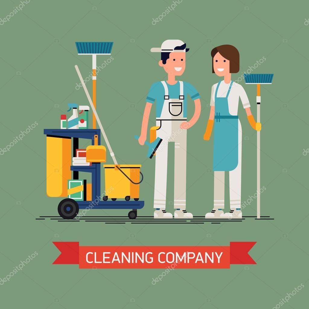 janitor company