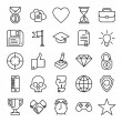 Business innovation  icons — Stock Vector #60820621