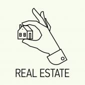 Housing icon. — Stock Vector