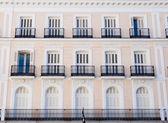 Historická budova — Stock fotografie