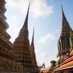 Wat Pho, Bangkok, Thailand — Stock Photo #66351969