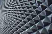 Soundproofing background — Stock Photo