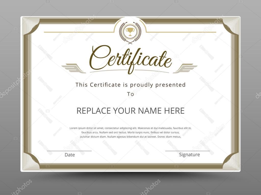 Business Certificate Templates Certificatestreetcom Mandegarfo