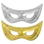 Carnival mask set — Stock Photo