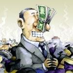 Corruption — Stock Photo #56615835