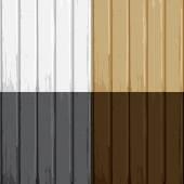 Wood simple vector background — Vector de stock