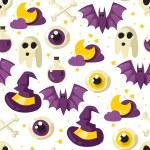 Halloween seamless pattern — Stock Vector #53471641
