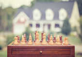 Buying real estate home strategy  — Stock Photo