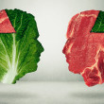 Food balance and health — Stock Photo #70834575