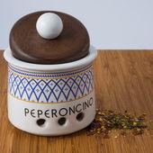 Ceramic Jar — Stock Photo