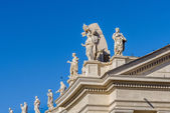 San Pietro — Stock Photo