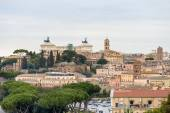Landscape of Rome — Stock Photo