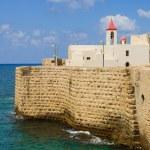 ������, ������: Sea wall and st John the Baptist church