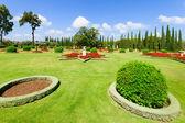 Bahai Gardens, Acre — Stock Photo