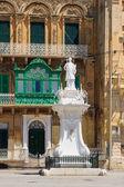 Birgu, Malta — Fotografia Stock
