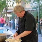 Bastia Market — Stock Photo #57834337