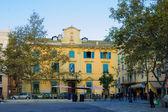 Отель Ville, Бастия — Стоковое фото