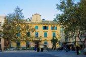 Hotel the Ville, Bastia — Stock Photo