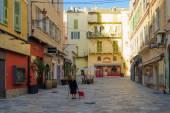 Straatbeeld, Bastia — Stockfoto