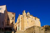 Cittadella di Calvi — Foto Stock