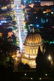 Holidays in Haifa — 图库照片