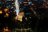 Holidays in Haifa — Stock Photo
