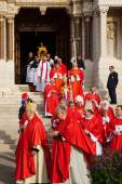 Saint Devota Celebrations in Monaco - 2015 — Foto de Stock