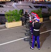 Saint Devota Celebrations in Monaco - 2015 — Stock Photo