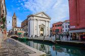 San Barnaba, Venice — Zdjęcie stockowe