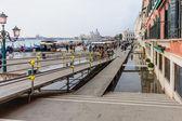 Piazza san marco, Benátky — Stockfoto