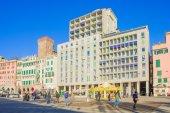 Old port, Genoa — Stockfoto