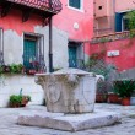 Water Well, Venice — Stock Photo #67216547