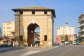 Porta Serrata, Ravenna — Stockfoto