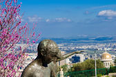 Sculpturen Tuin, Haifa — Stockfoto