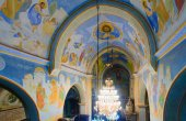 The Greek Orthodox church of Annunciation — Foto de Stock
