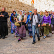Orthodox Good Friday in Jerusalem — Stock Photo #71294757