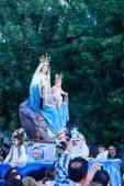 Our Lady of Mount Carmel parade, Haifa — Stockfoto