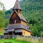 Urnes Church — Stock Photo #72871663