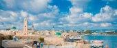 Acre Rooftop View — ストック写真