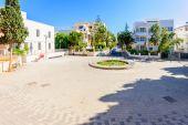 Bialik Square, Tel-Aviv — Foto de Stock
