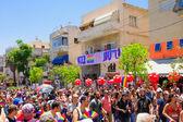 Tel-Aviv Pride Parade 2015 — Stock Photo