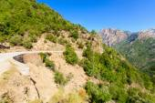 Gorges de Spelunca — Stock Photo