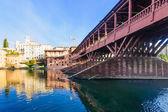 Ponte Vecchio, Bassano del Grappa — Zdjęcie stockowe