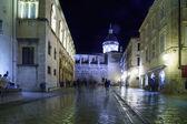Pred Dvorom Street, Dubrovnik — Foto de Stock