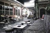 Street scene, Sarajevo — Stock fotografie