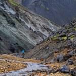 Landmannalaugar Fjallabak Nature Reserve — Stock Photo #53313111