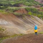 Landmannalaugar Fjallabak Nature Reserve — Stock Photo #53314263