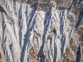 Himalayan peaks in Everest region — Stock Photo