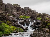 Thingvellir in Iceland — Stock Photo